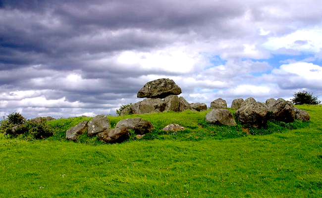 Ireland-stone-circle