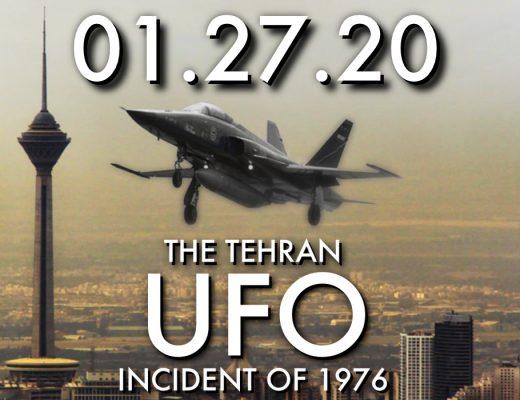 Tehran UFO