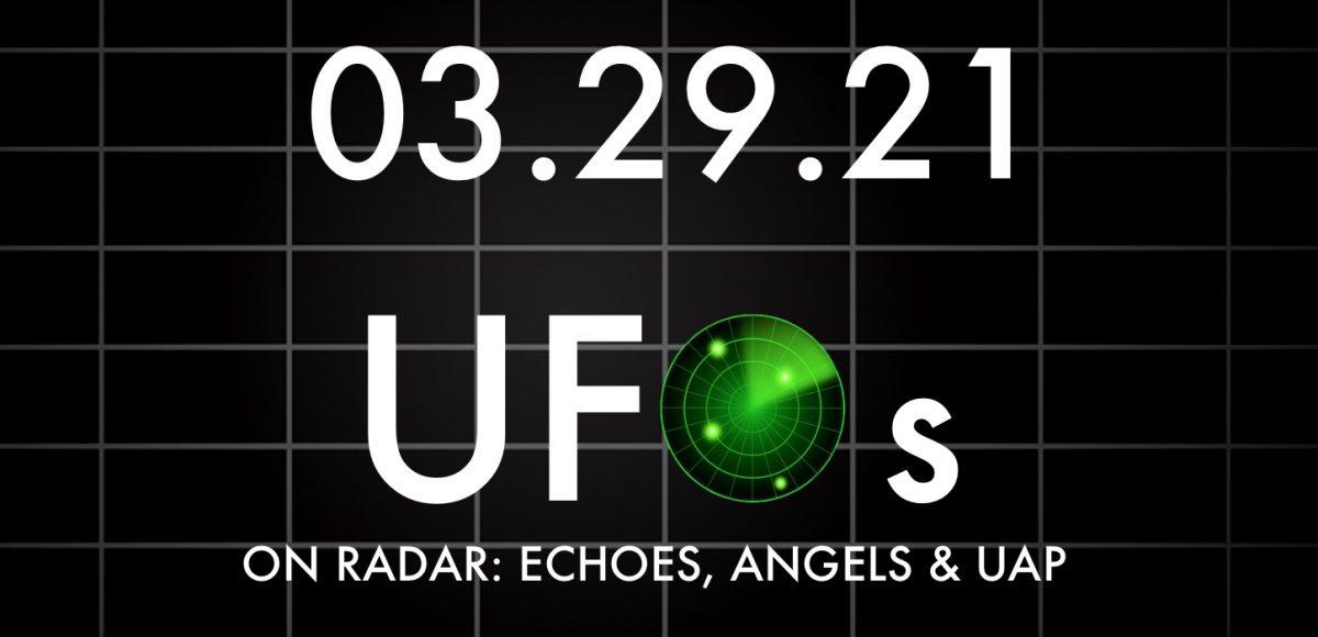 UFOs on radar